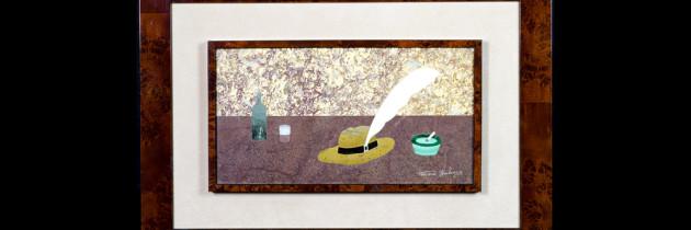 Mosaic : Cappello 16×31