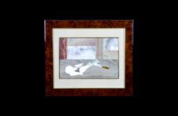 Mosaico : Cipolla 22×31