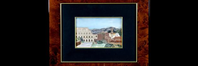 Mosaic : Colosseo 10×16