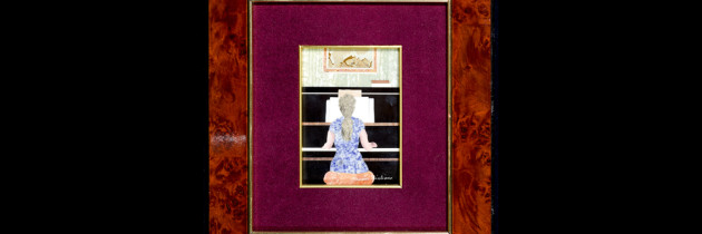 Mosaic : Pianista 9×13
