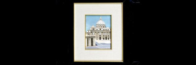 Mosaic : S.Pietro 12×15