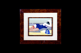 Mosaico : Spiaggia 17×24