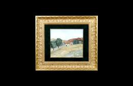 Mosaico : Veduta Campagna 24×29