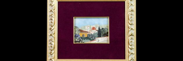 Mosaic : Veduta Firenze 8×11